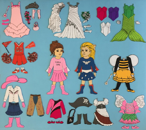 Girl Dress-Up picture